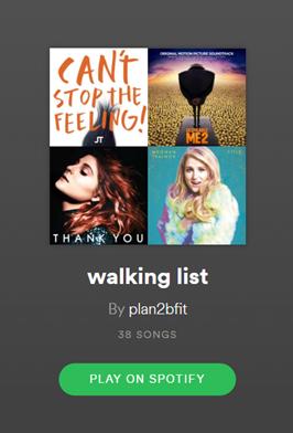 Perfect Walking Music List